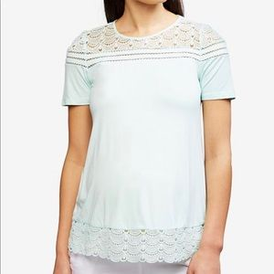 Daniel Rainn lace shirt